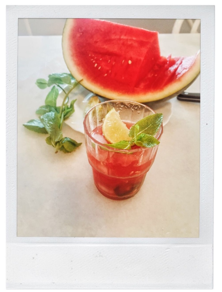 Gin Thursday 01 |Watermelon Thirst