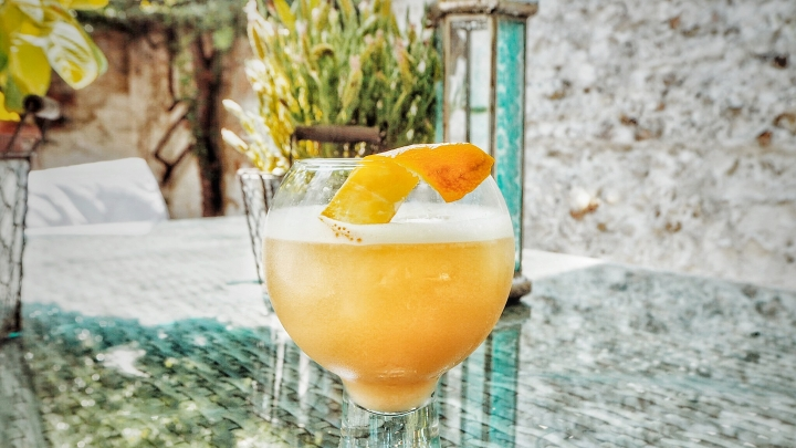 Gin Thursday 04 |Mango Passion