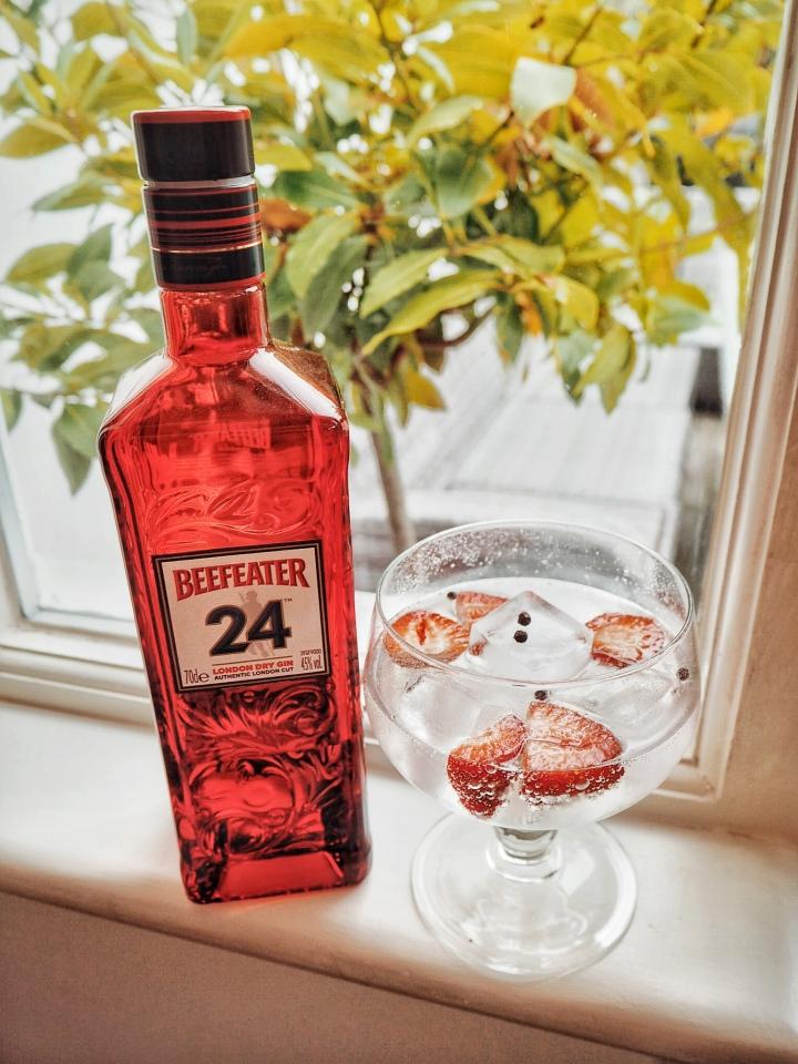 Gin Thursday 03| Strawberry &Pepper