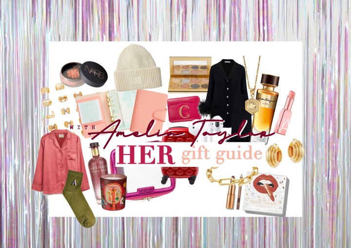 HER Gift Guide | Christmas With Amelia Taylor