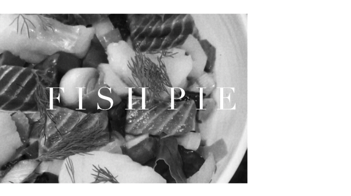 My Gluten & Dairy Free Fish Pie
