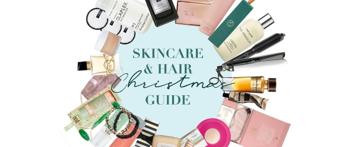 Skin And Hair Christmas Gift Guide
