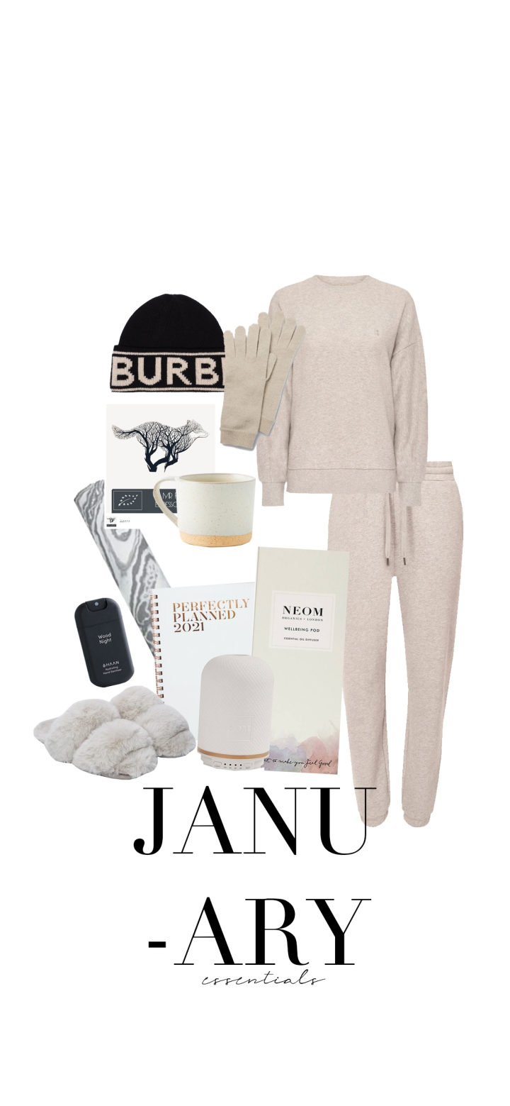 January Essentials – With AmeliaTaylor